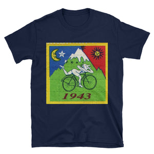 Bicycle Day - Short-Sleeve Unisex T-Shirt