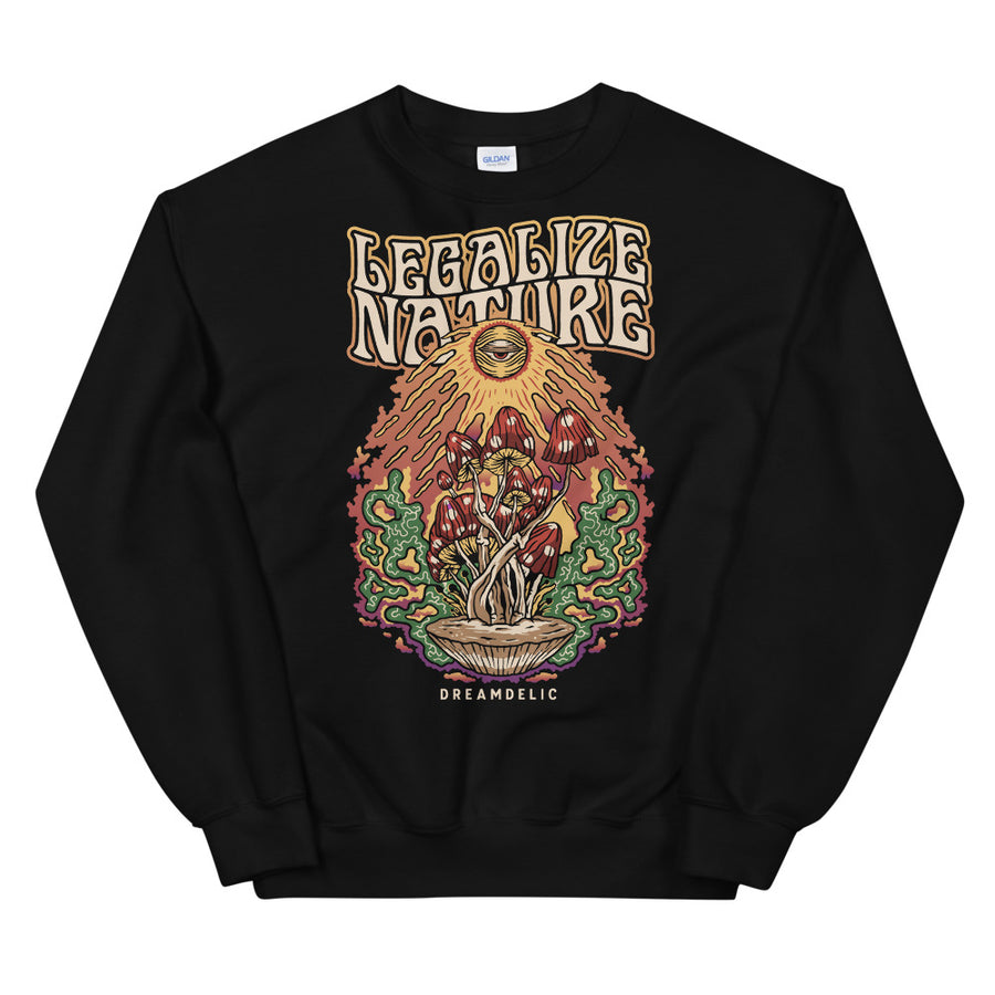 Legalize Nature - Sweater