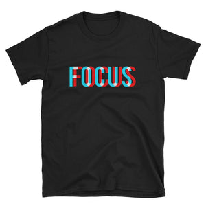 Focus - Short-Sleeve Unisex T-Shirt