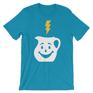 Electric Kool-Aid Acid Test - Short-Sleeve Unisex T-Shirt - Tom Wolfe