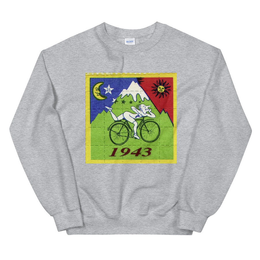 Bicycle Day - Sweater