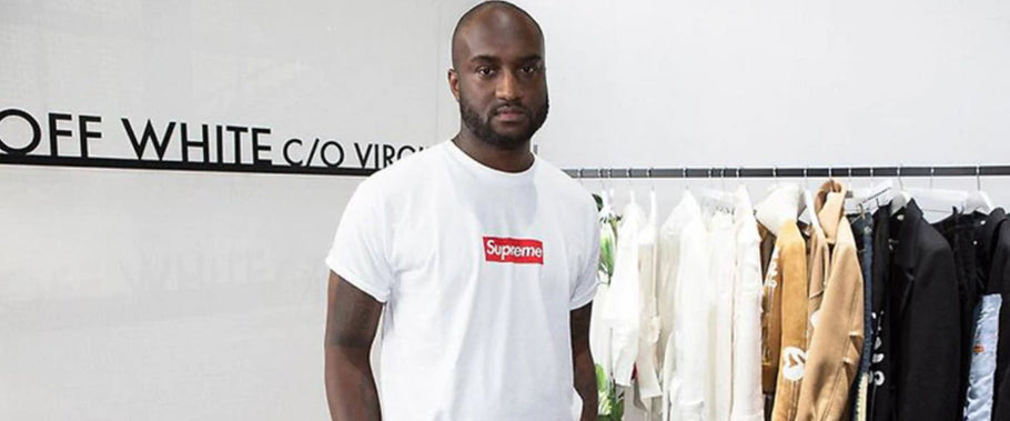 Virgil Abloh heads to Louis Vuitton!