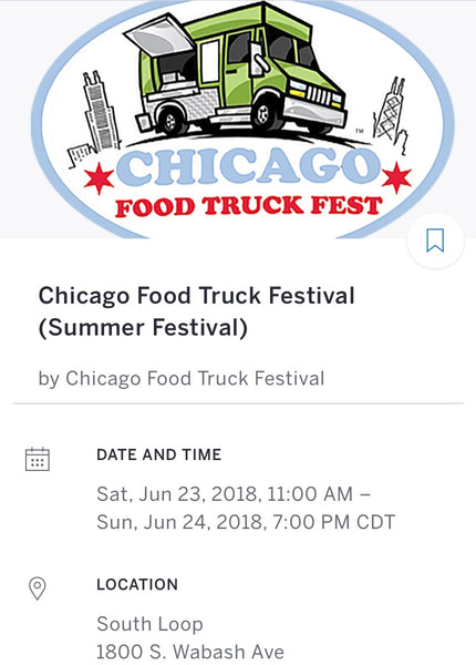 Chicago Food Truck Fest