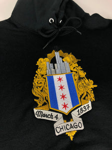 ChiBoys Shield Hoodie is back!!