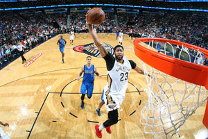 Anthony Davis Scratching History