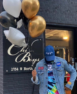 ChiBoys Pop Up Shop is open again!