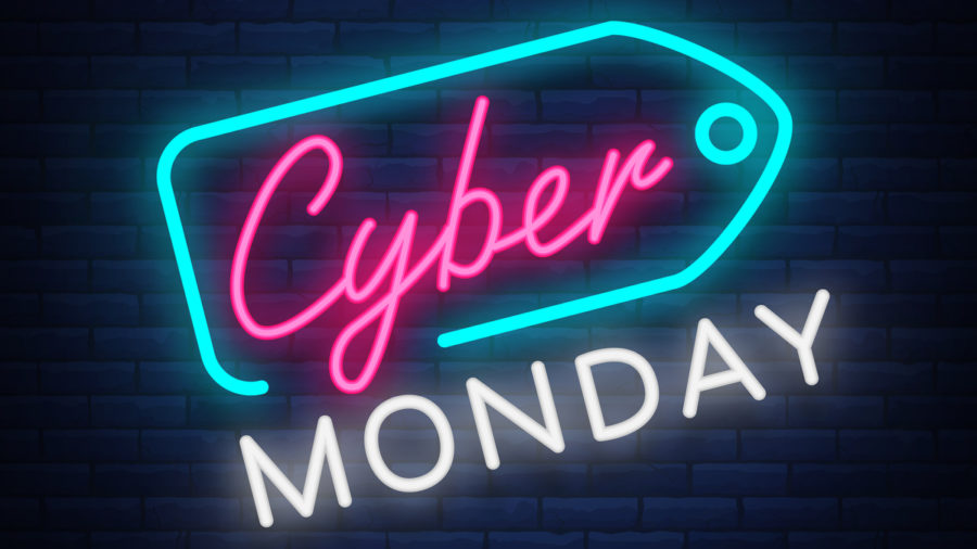 Cyber Monday is going on now!!