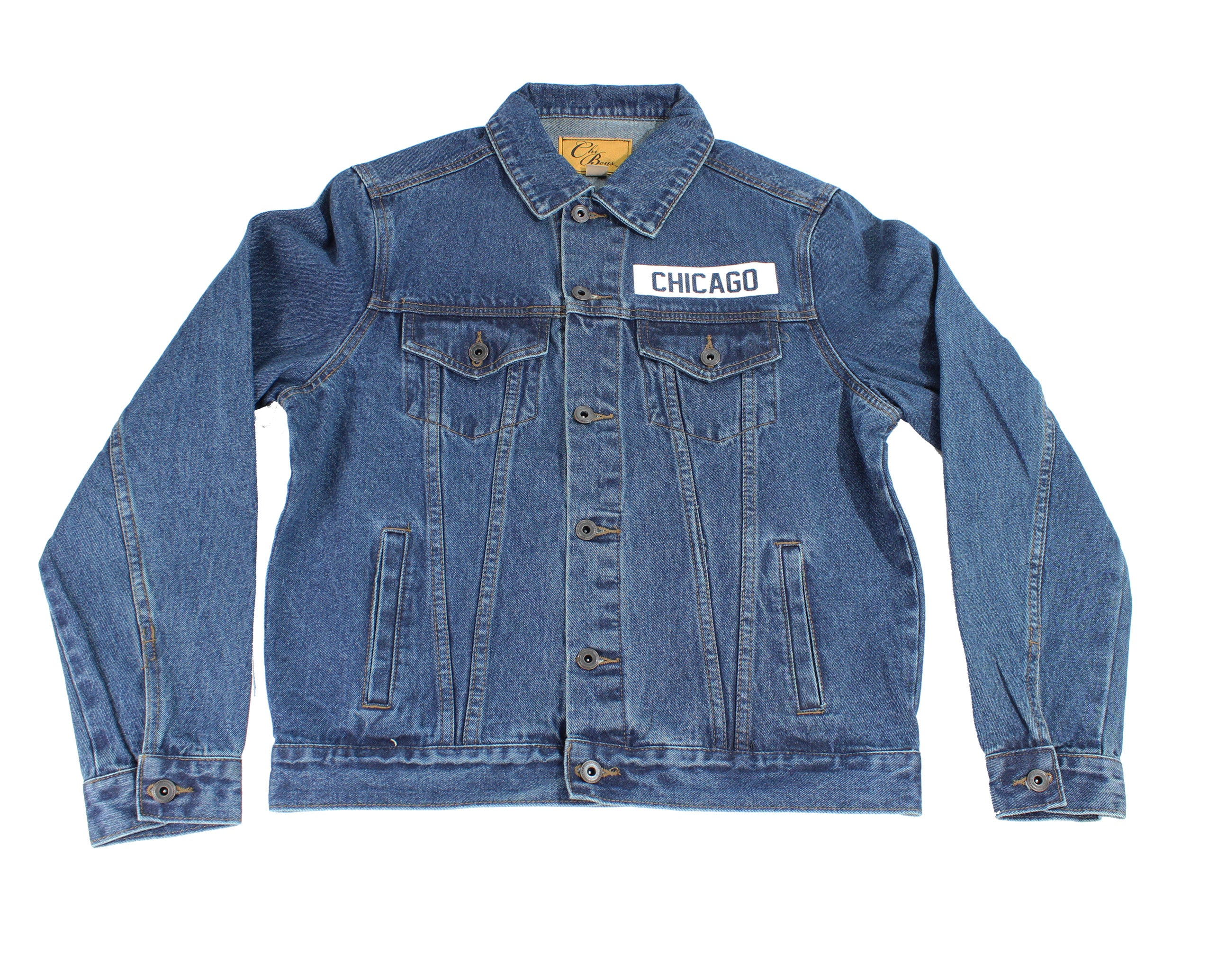 ChiBoys Private Denim Jacket 2K20