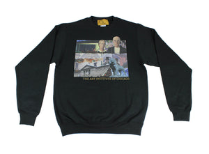 Art Of Chicago Crew (Black)