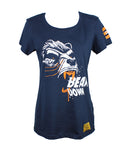 Bear Down Ladies (Navy)