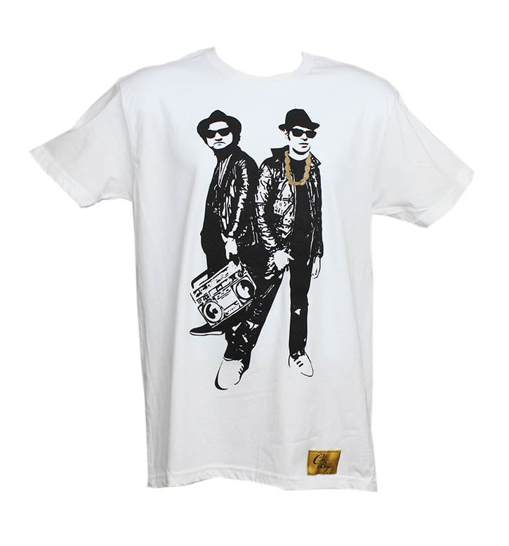 Blues Brothers/Run DMC (White)
