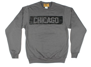 Chicago Crew (Grey/Black)