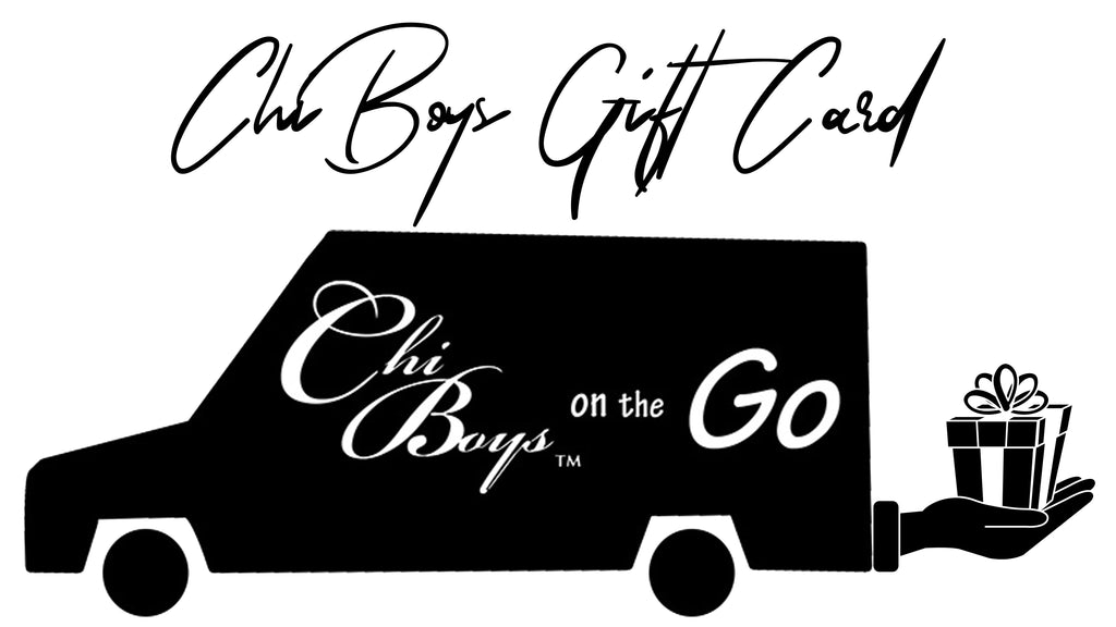 ChiBoys Gift Card