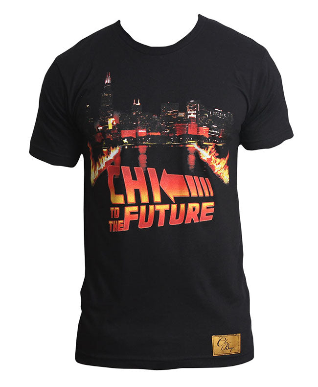 Chi To The Future (Black)