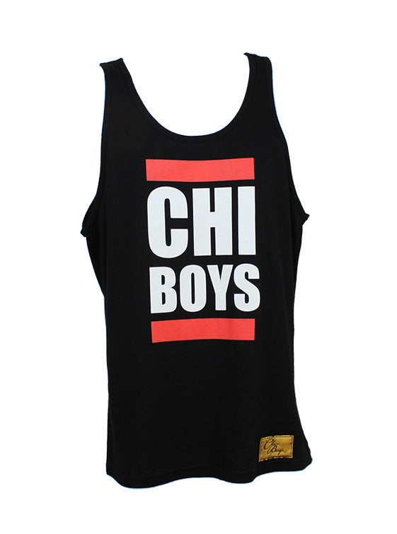 ChiBoys Run DMC Tank (Black)