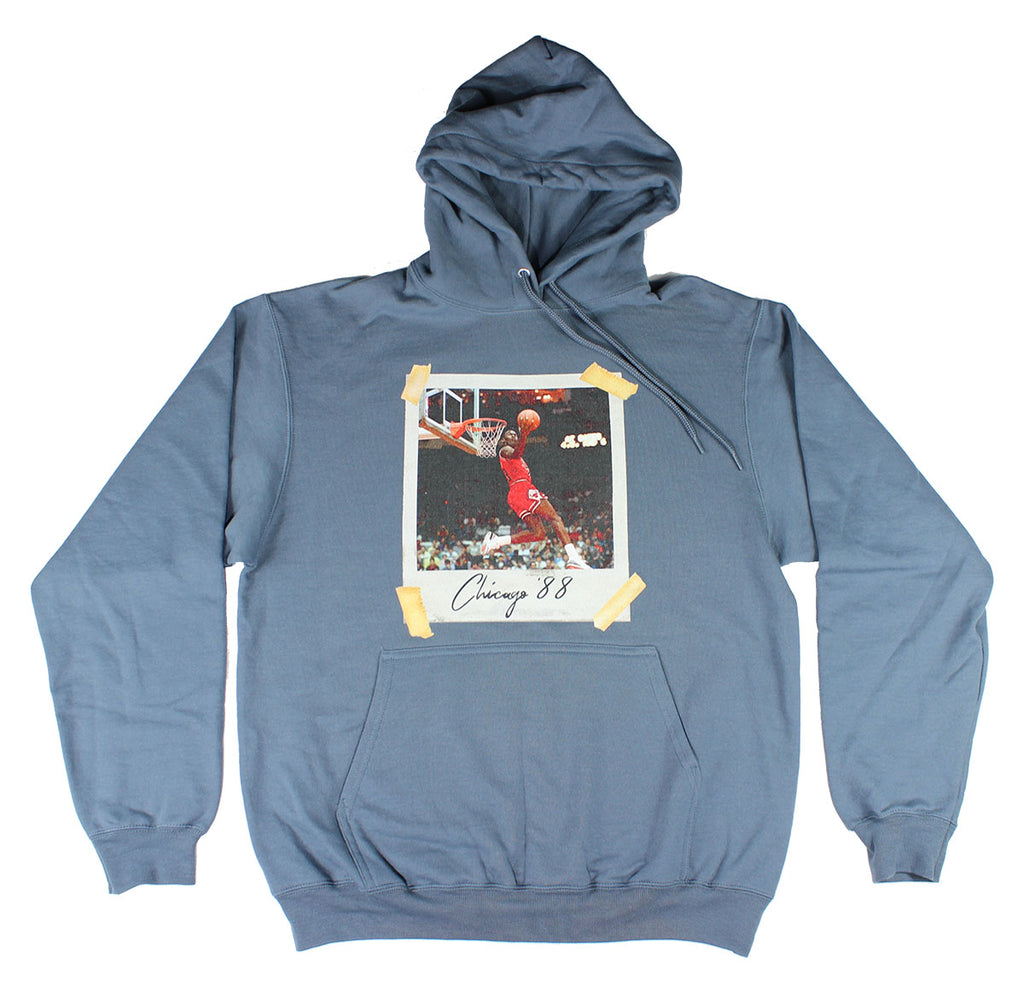 Chicago '88 Hoodie Pay Homage (New Blue)
