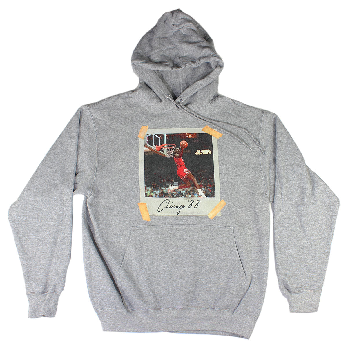 Chicago '88 Hoodie Pay Homage (Grey)