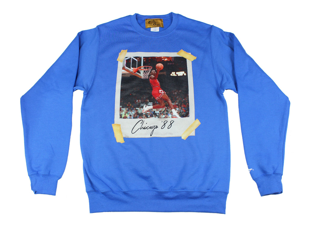 Chicago '88 Pay Homage (Blue)