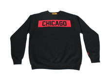 Chicago Crew (Black/Red)