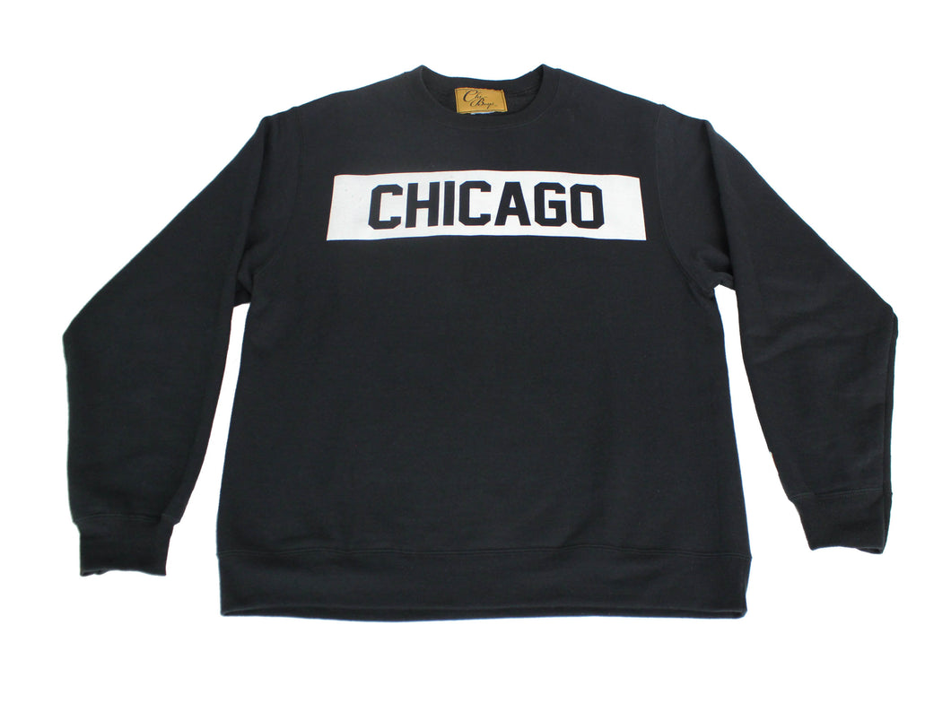 Chicago Crew (Black/White)