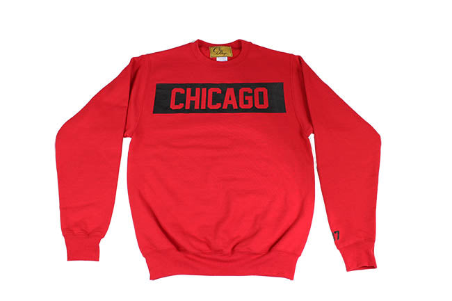 Chicago Crew (Red)
