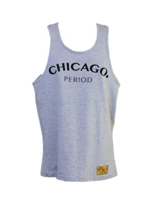 Chicago Period Tank (Grey)