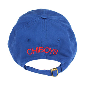 Classy Chicago. Period Dad Hat (Cubs)