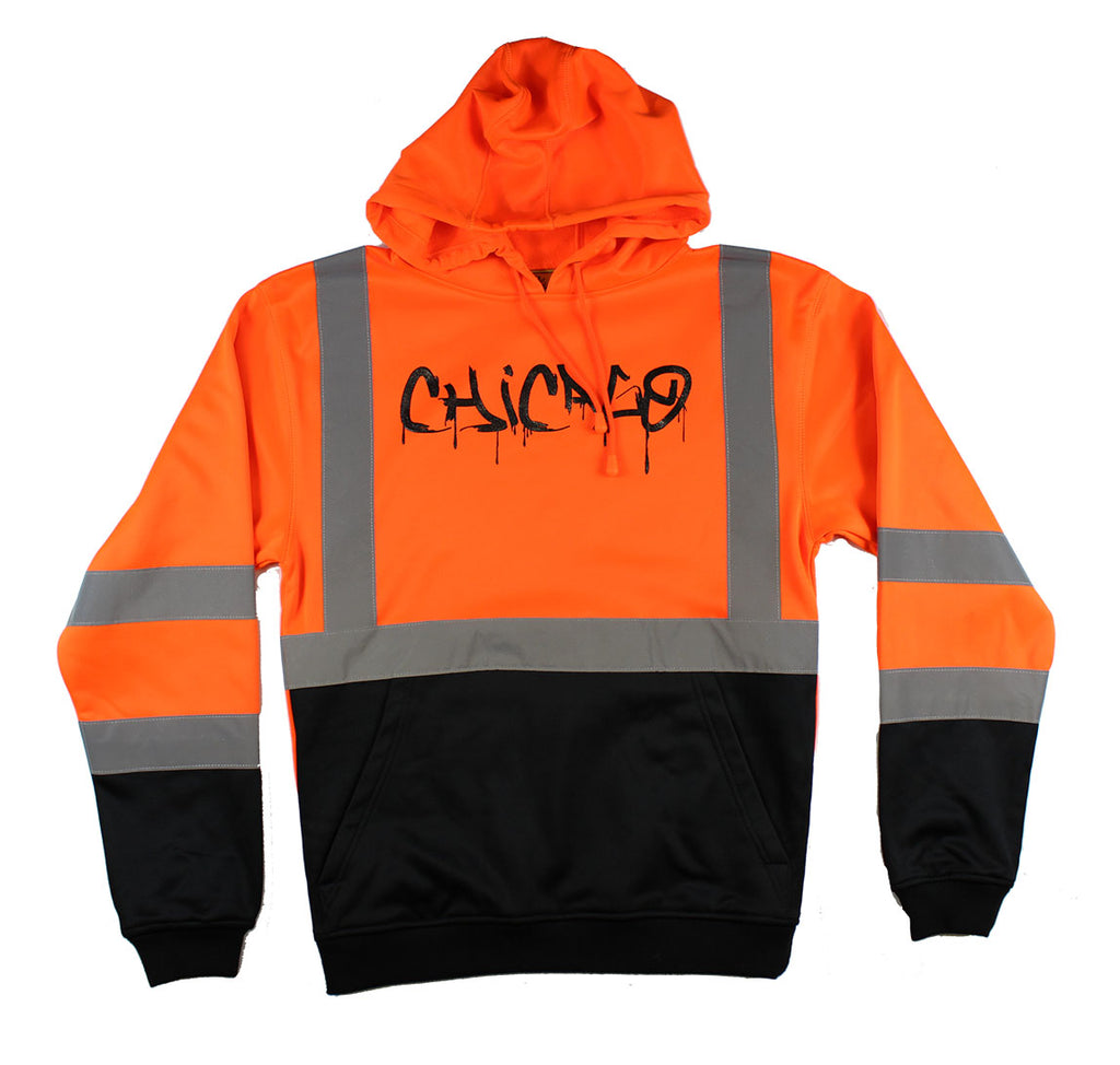 Cyber Chicago (Construction Orange)