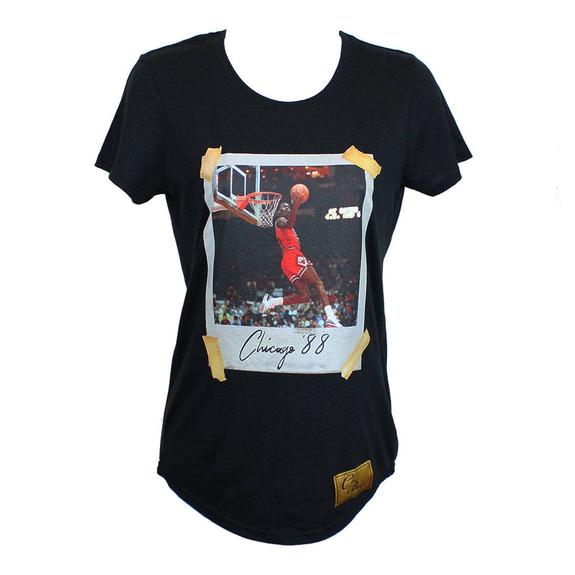Chicago '88 Pay Homage Tee Ladies (Black)