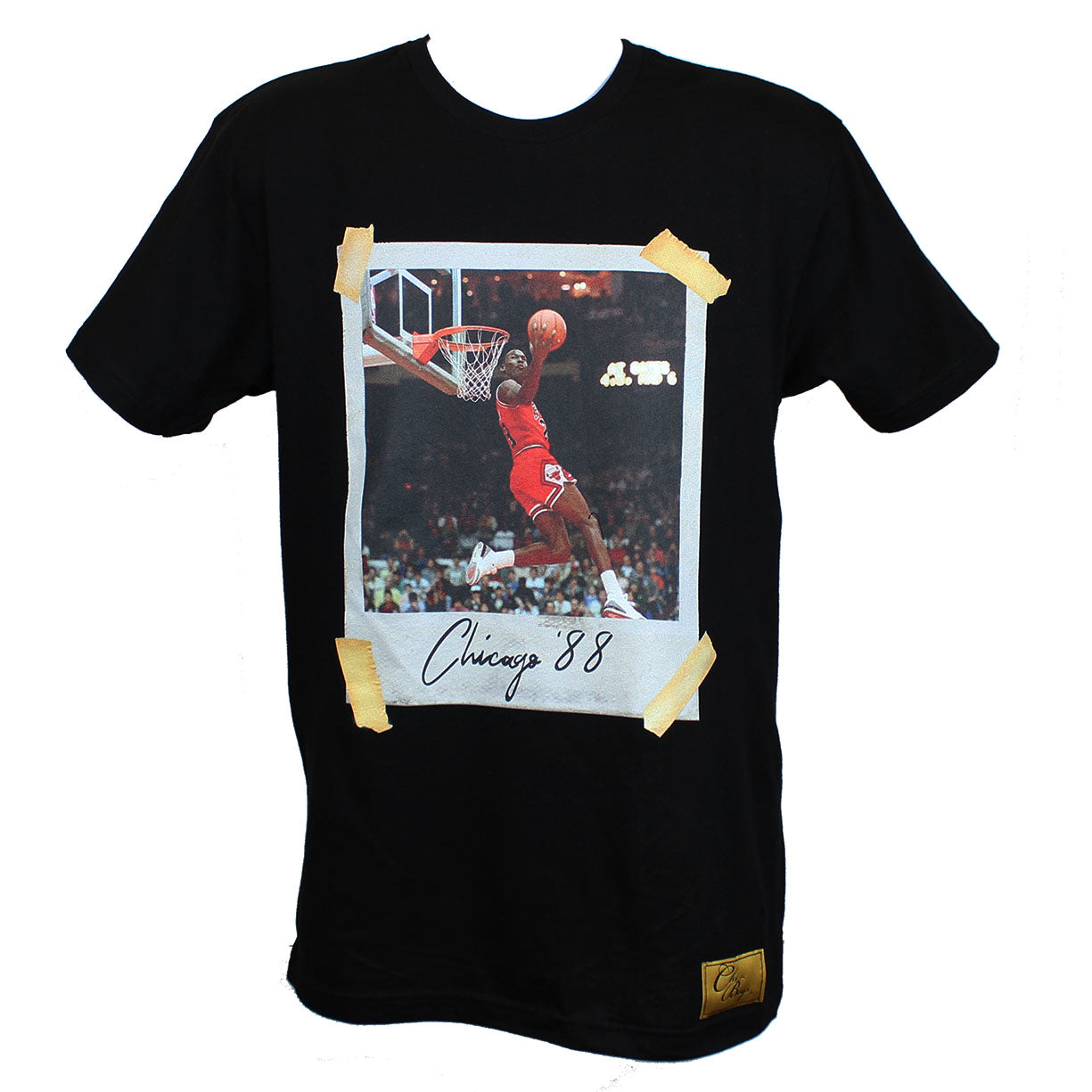 Chicago '88 Pay Homage Tee (Black)