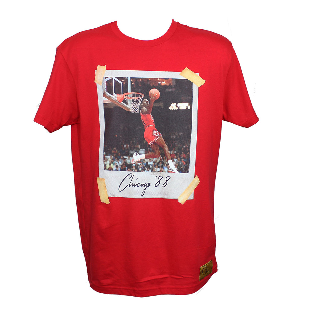 Chicago '88 Pay Homage Tee (Red)