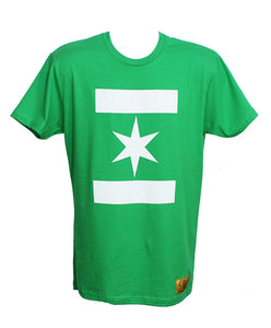We Are One Star (Green)