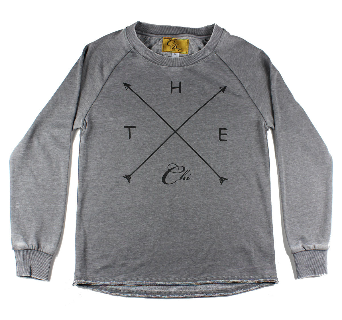 The Chi Long Sleeve Women's (Grey)