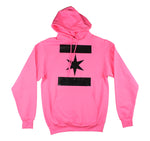 We Are One Star Hoodie (Pink Panther)