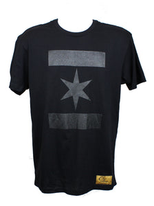 We Are One Star Men's (Blacked Out)