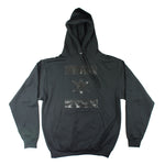 We Are One Star Hoodie (Blacked Out)