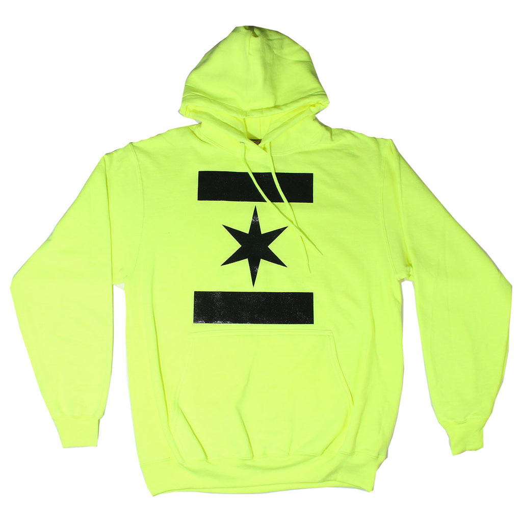 We Are One Star Hoodie (Highlighter)