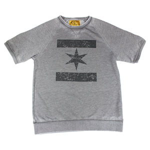 We Are One Star SS Sweatshirt (Summertime Grey)