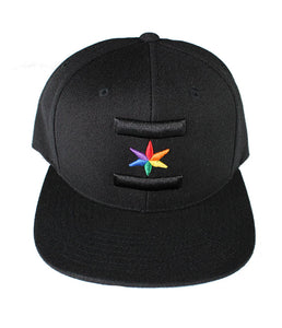 We Are One Star Snapback (ROYGBIV)