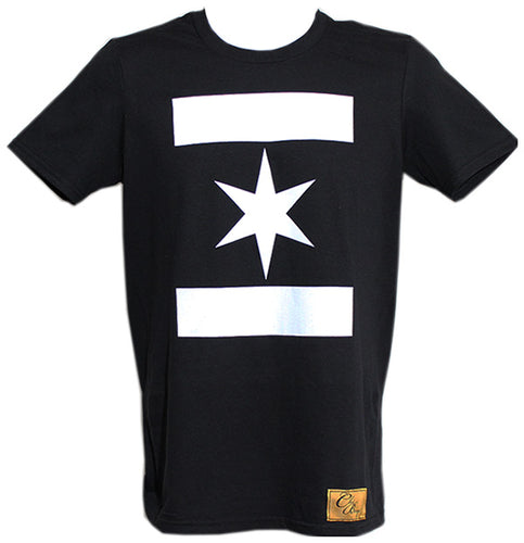 We Are One Star (Black w/ White)