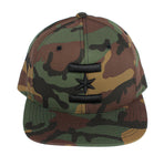 We Are One Star Snapback (Army)