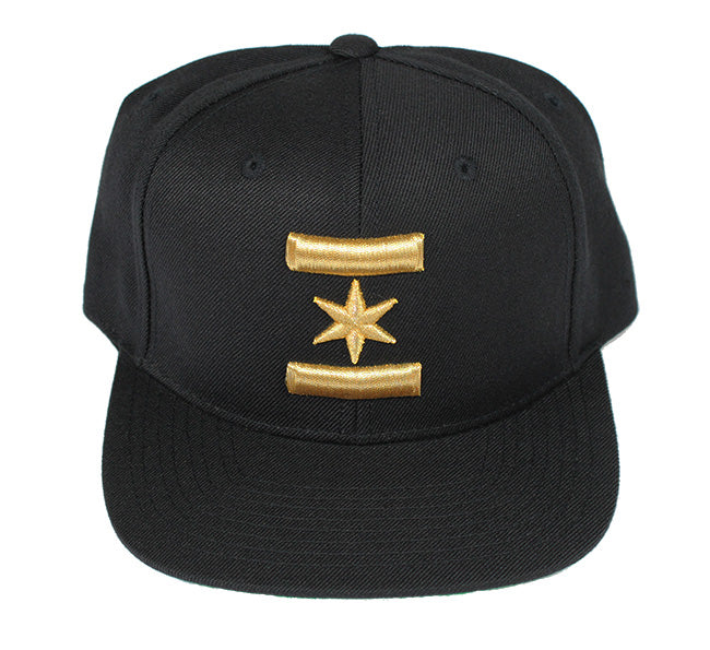 We Are One Star Snapback (Gold Edition)
