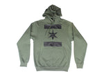 We Are One Star Hoodie (Army)