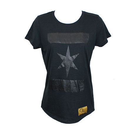 We Are One Star Women's (Blacked Out)