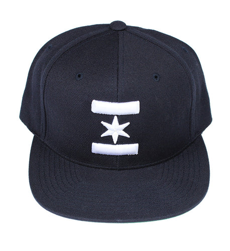 We Are One Star Snapback (Yankee  Blue)