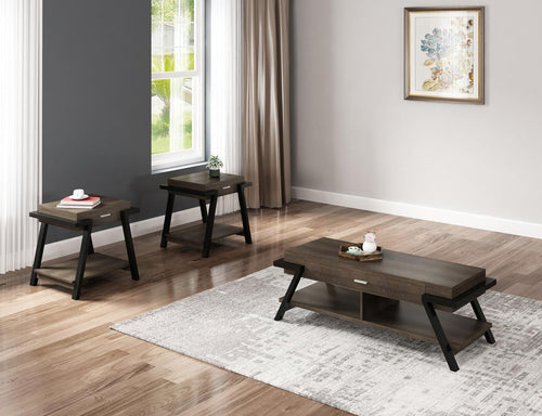 Alice Coffee Table (Available as 3Pc Set)