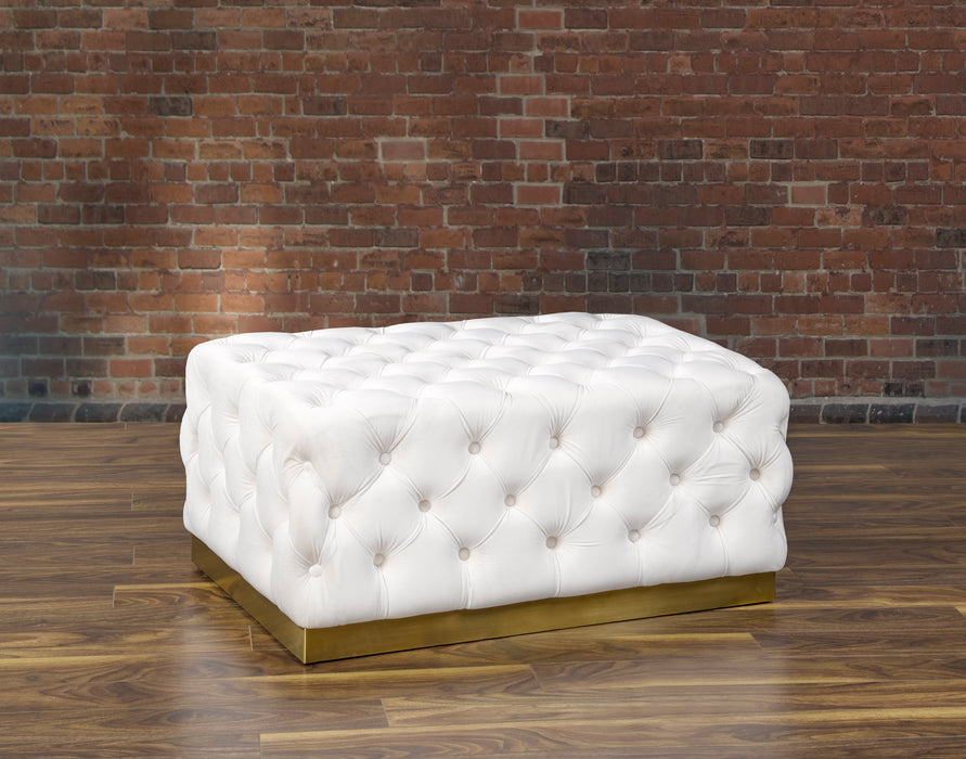 Portia Square Ottoman (Color Options)