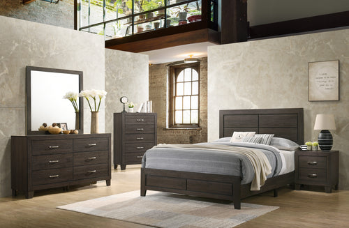 Veronica 6Pc Queen Bedroom Set