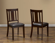 Load image into Gallery viewer, Solid Wood dining chairs