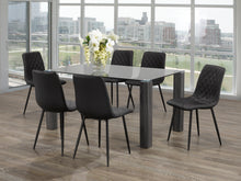Load image into Gallery viewer, Modern Glass Table Dinette Set